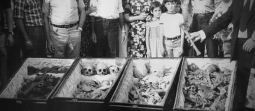 Foto de archivo, elpais, holocausto español