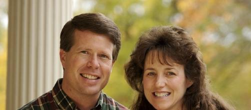 "Jim Bob and Michelle Duggar new show ""Counting On"" Source: Wikimedia user En: Jim Bob Duggar"