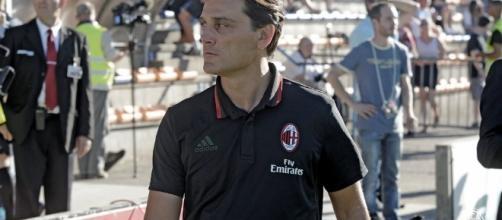 Milan, Montella al debutto sulla panchina rossonera