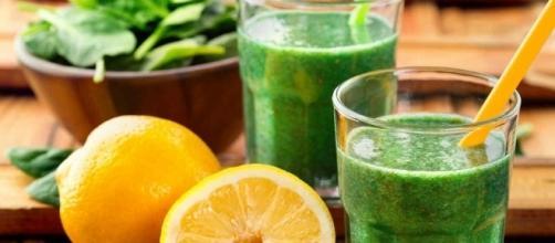 Suco verde é o grande segredo da dieta detox