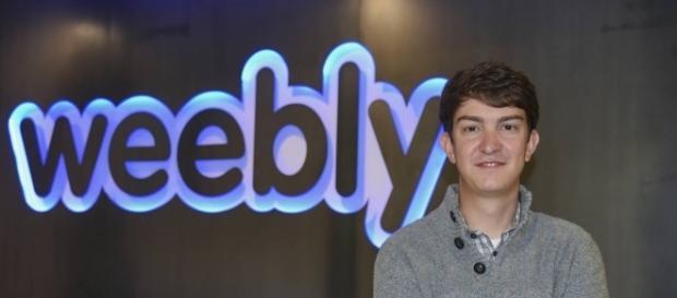 David Rusenko, co fundador de Weebly