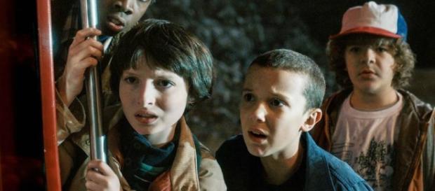 Os pequenos atores de Stranger Things afirmam que desejam vir ao Brasil