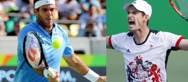 Río 2016: Andy Murray ganó a Juan M. Del Potro en la final de tenis