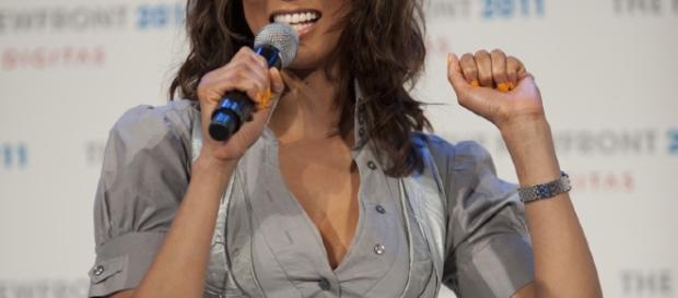 Tyra Banks likes big butts! Source: Wikimedia user Digital Photos