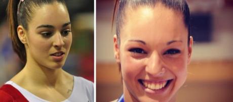 Filipa Martins, ginasta portuguesa
