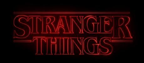 Stranger Things on Netflix streaming. Lowtrucks, https://en.wikipedia.org/wiki/File:Stranger_Things_logo.png