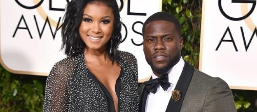 Comedian Kevin Hart weds longtime girlfriend in California ... - sandiegouniontribune.com