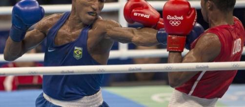 Robson Conceição entra para a história do boxe olímpico brasileiro