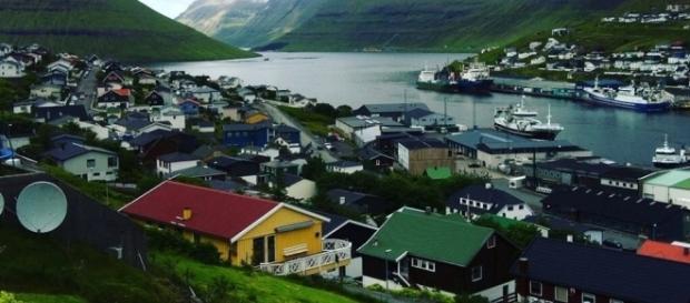 As Ilhas Faroé são território dependente da Dinamarca.