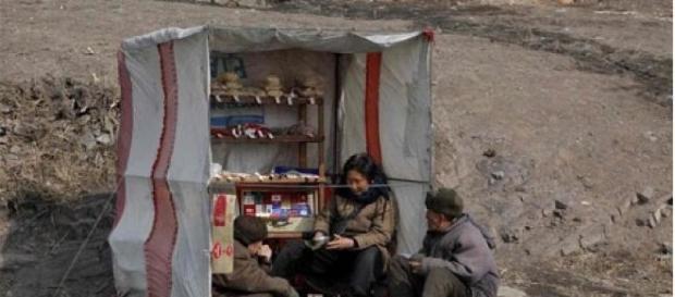 Coreea de Nord, una dintre cele mai sărace țări din lume
