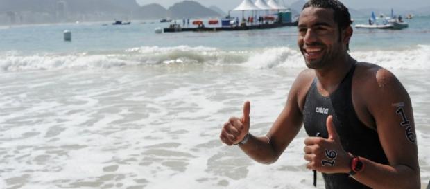 Maratona aquática: final da prova masculina ao vivo na TV e na internet