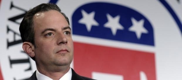 Reince Priebus, segretario del Comitato Nazionale Repubblicano