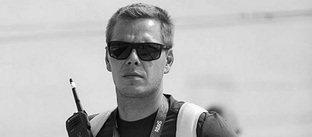 Stefan Henze era técnico da equipe alemã de canoagem slalom.(Reprodução/ AFP)