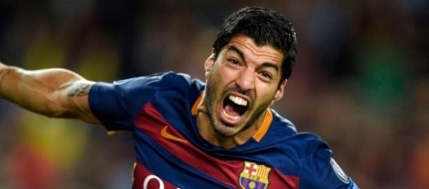 Suárez esteve em grande destaque no jogo da 1.ª mão
