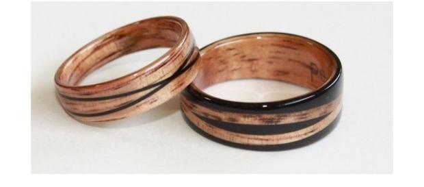 Touh HB wedding bands- Photocredit: In.Pinterest.com