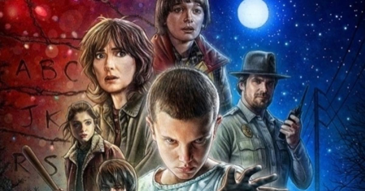 Stranger Things 2 Episodenguide