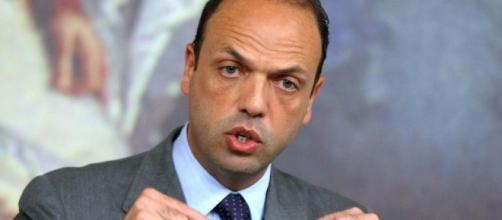 Alfano contro Salvini: per lui è come Pulcinella