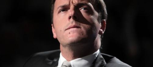 Il Presidente del Consiglio dei Ministri, Matteo Renzi