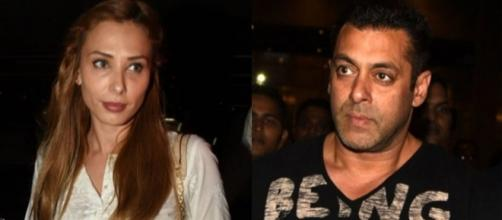 Iulia Vantur with Salman Khan married (Panasiabiz.com)