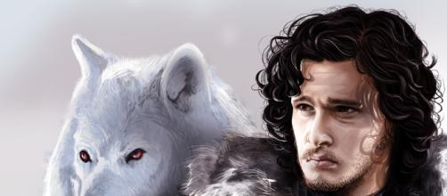 Jon Snow proved to be one of the most important cogs of Season 6/ Photo via upload.wikimedia.org/wikipedia/commons/2/29/Jon_Snow_and_Ghost.jpg