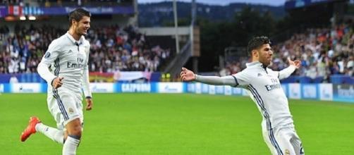 Morata y Marco Asensio, nuevos refuerzos para el Real Madrid