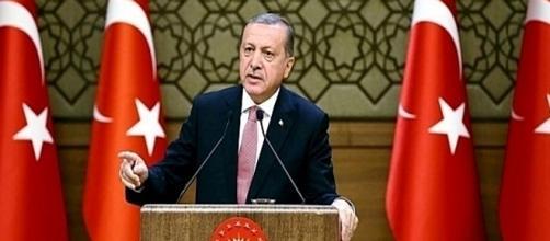 Presidente de Turquía acusa a Occidente de apoyar al terrorismo - nacion.com