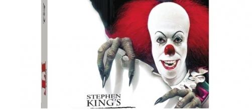 Stephen King's It Blu-ray Coming to USA in October; Includes T ... - ihorror.com