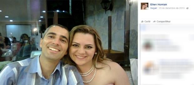 Ellen Federizzi, autora do assassinato do policial militar Rodrigo Federizzi.