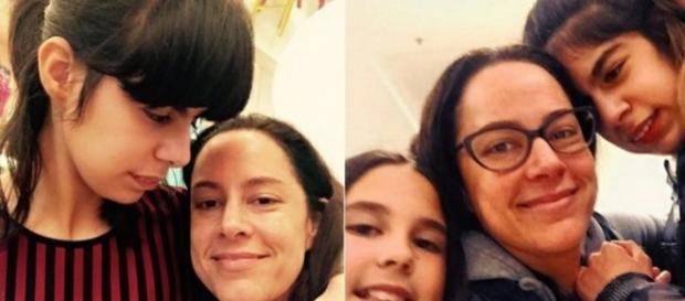 Filha de Silvio Santos tem polêmica com ex