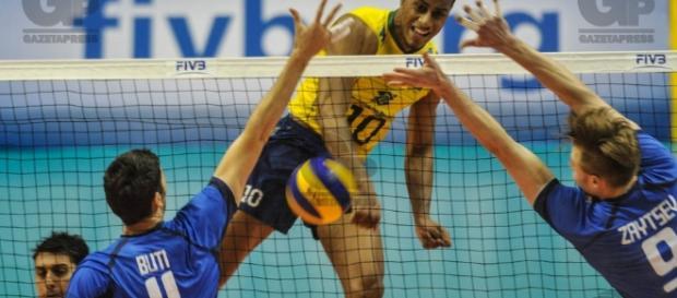 Lucarelli desponta como um dos melhores jogadores da Rio 2016 Gazeta Press - gazetapress.com