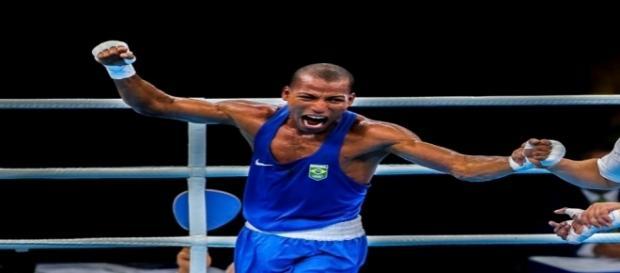 Lutador baiano faz história e se torna o primeiro brasileiro a conquistar um ouro no boxe