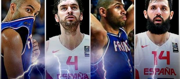 Pourquoi ce France-Espagne sera (encore) électrique - Basket ... - sports.fr