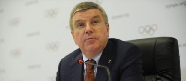 Presidente do Comitê Olímpico Internacional, Thomas Bach, sobre atitude de torcedores do Brasil: 'inaceitável' (Foto: Fernando Frazão/ Agência Brasil)