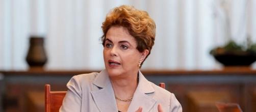 A presidente eleita Dilma Rousseff