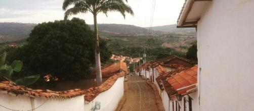 Barichara Colombia, a town colonial Colombian town. Photo by Anny Wooldridge of Anny's Adventures permissions