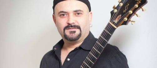 El músico Francisco Lelo de Larrea