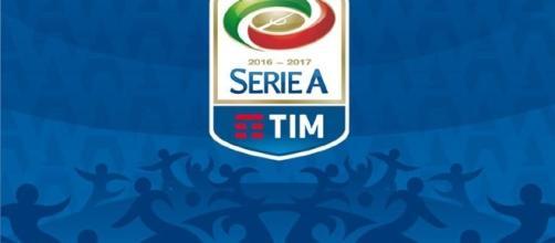 Il logo della Serie A tim 2016-2017
