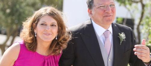 Margarida de Sousa Uva, mulher de Durão Barroso