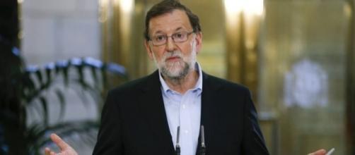 Rajoy: investidura el 30 de agosto y elecciones en Navidad