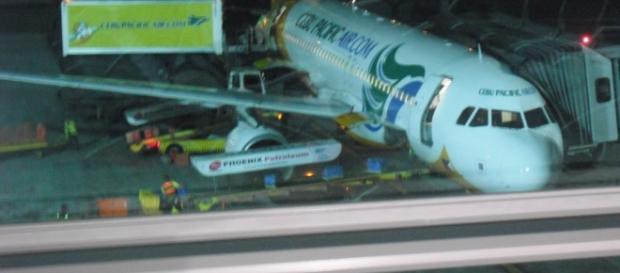Aterizare de urgenţă pentru un avion ce a decolat din Dubai