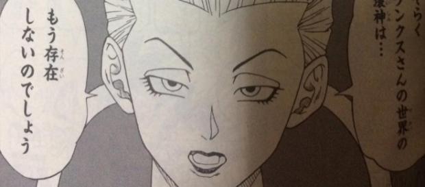 Cuarta imagen del manga numero 15