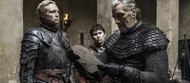 Deslize é encontrado em carta de Sansa à Balckfish divulgada pela HBO