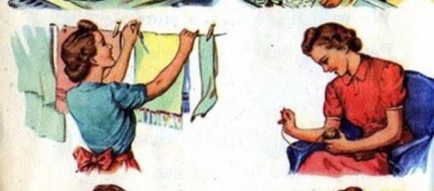 Dona de casa: faz tudo, e ainda tem que ouvir que não faz nada