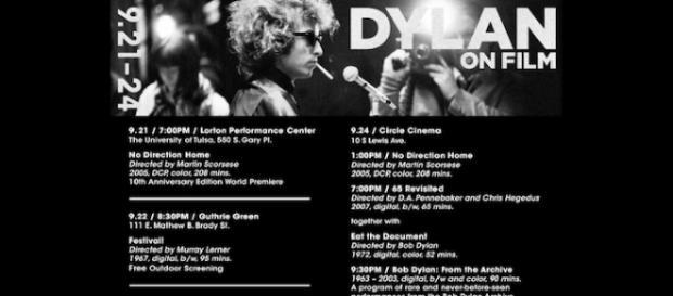 """Dylan on Film"" (Credit: Bob Dylan Archive)"