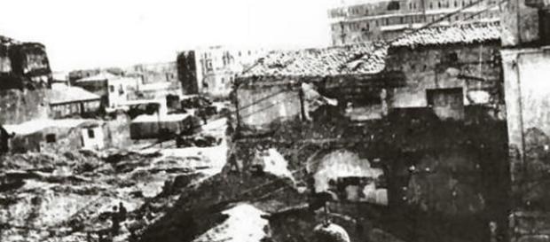 Foggia: i bombardamenti del 1943 la radono al suolo