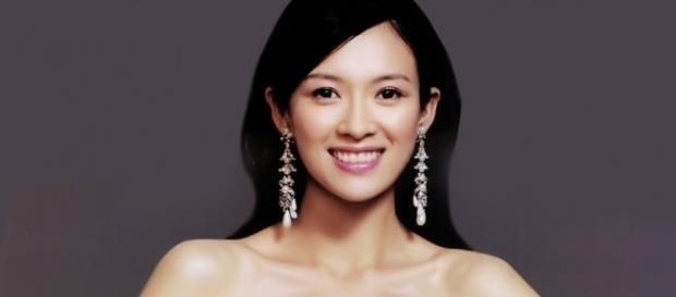 Hottest Chinese females - Source: hollywoodneuz.us/zhang-ziyi