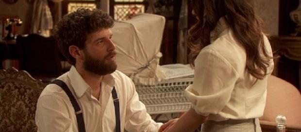 Il Segreto, Bosco e Ines si sposano