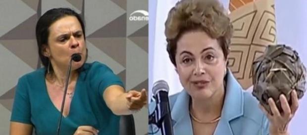 Janaína Paschoal comenta carta de Dilma