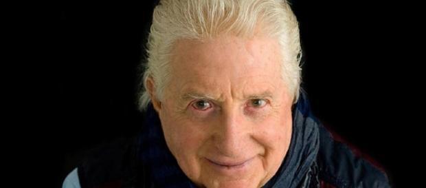 L'attore e comico Gianfranco D'Angelo