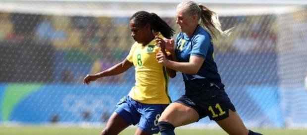 Meninas do Brasil perdem nos pênaltis e disputam o Bronze